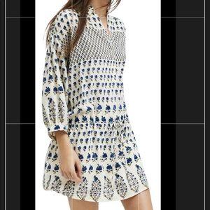 "Ulla Johnson ""Bazaar"" Henley dress"